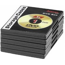 Toorikud Hama DVD-sleeves 5-Pack black 51297