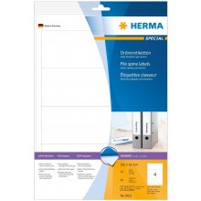 Herma File Spine наклейки 192X61 10 Sheets...
