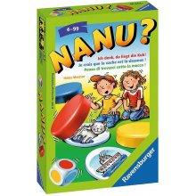RAVENSBURGER Gra Nanu mini