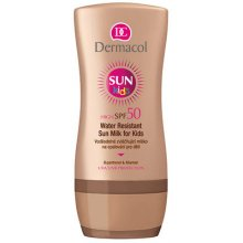 Dermacol Sun Kids Milk SPF50 200ml - Sun...