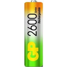 GP BATTERIES 4 x GP ReCyko+ 2600 mAH AA...