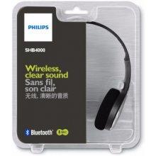 Philips SHB4000/00, Binaural, Black...