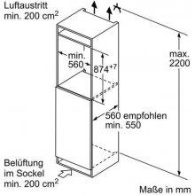 Холодильник SIEMENS KI22LVF30...