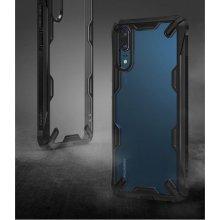 Ringke Fusion X black etui Huawei P20