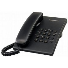 PANASONIC KX-TS500 Corded Black