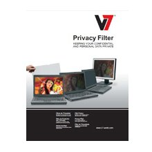 V7 PS21.5W9A2, Frameless, PC, Anti-glare...