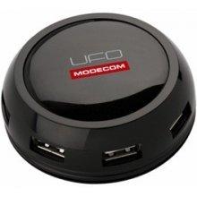 MODECOM внешний HUB UFO 7xUSB (black)