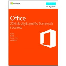 Microsoft Office 2016 Home & Student PL Win...