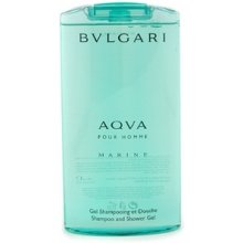 Bvlgari Aqva Marine, гель для душа 200ml...