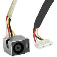 Qoltec DC Jack для HP COMPAQ CQ40 CQ45...