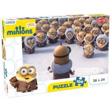 TACTIC 100 ELements. Minions, Audience