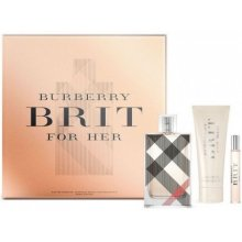 Burberry Brit Set2 (EDP 100ml + EDP 7.5ml +...