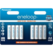PANASONIC eneloop READY TO USE 1900 mAh AA...
