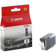 Тонер Canon PGI-5 BK, чёрный, чёрный, PIXMA...