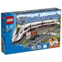 LEGO Superfast passenger train