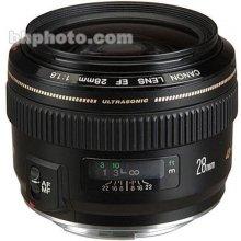 Canon EF 28mm f/1.8 USM, SLR, 10/9, 0.25...