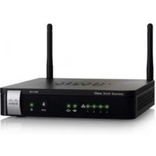 CISCO RV110W ruuter xDSL WiFi N150 1xWAN...