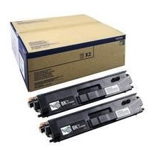 Tooner BROTHER TN-900BKTWIN TONER BLACK
