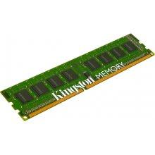 Mälu KINGSTON tehnoloogia 8GB DDR3-1333...