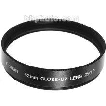 Canon Nahlinse 250D (52mm)