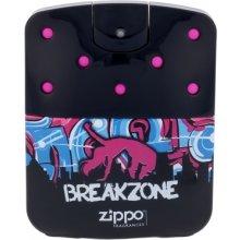 Zippo Fragrances BreakZone, EDT 40ml...