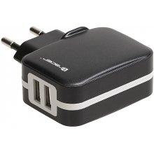 TRACER akulaadija 230V USB 3,4A