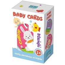 TREFL Baby kaardid - Sounds