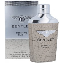 Bentley Infinite Rush, EDT 100ml, туалетная...