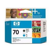 Tooner HP INC. HP 70 Matte Black and Cyan...