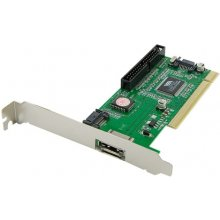 4World Controller PCI e-SATA + SATA + IDE