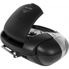 Радио Kruger & Matz Boombox с CD MP3, SD...