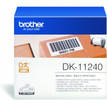 BROTHER Tape BARCODE LABEL 102mm x 51mm x...