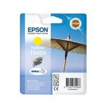 Тонер Epson чернила T0454 жёлтый | Stylus...