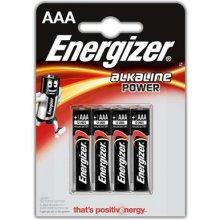 ENERGIZER AAA/LR03, Alkaline Power, 4 pc(s)