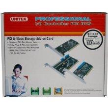 Unitek 4x SATA II + RAID PCI Card