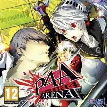 Игра GAME X360 Persona 4 Arena