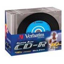 Diskid Verbatim CDR 80MIN 700MB 48X