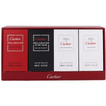 Cartier Mini set, Edt Declaration 4 ml + Edt...