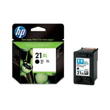 Тонер HP Cartridge 21XL чёрный | 12ml |...