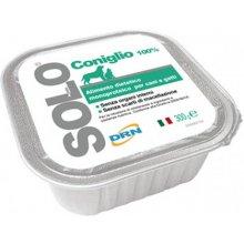 Solo Coniglio 100% küülikulihaga konserv...