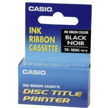 Тонер Casio TR-18 BK чёрный Ink Ribbon...
