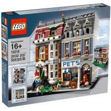 LEGO Sklep zoologiczny