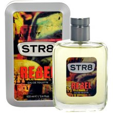 STR8 Rebel, EDT 100ml, tualettvesi meestele