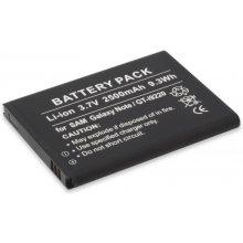 Ansmann батарея Li-Ion Sam Galaxy Note