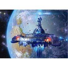 Castor 120 ELEMENTS alien ship