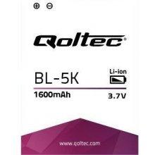 Qoltec батарея для Nokia BL-5K N85 N86...