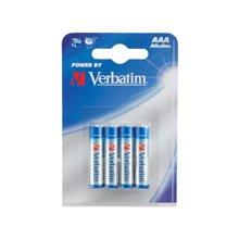 Verbatim PACK 4 PILES AAA