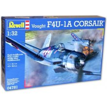 Revell The aircraft Vought F4U-1A Corsair