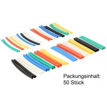 Delock Shrink Tube 50pcs multicolour