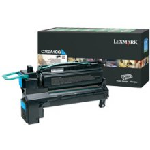 Тонер Lexmark C792A1CG, 6000 pages, Laser...